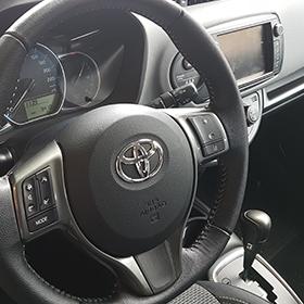 Patente di Guida con Cambio Automatico